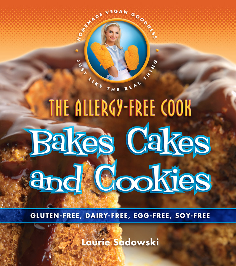 Allergy Free Cook Bakes Cakes
