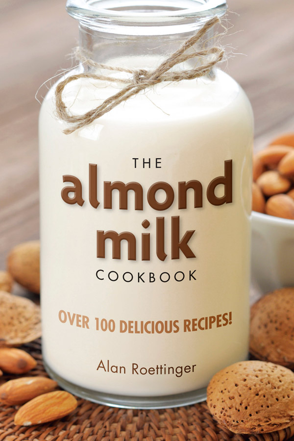 Almond Milk and Almond Flour Cookbooks