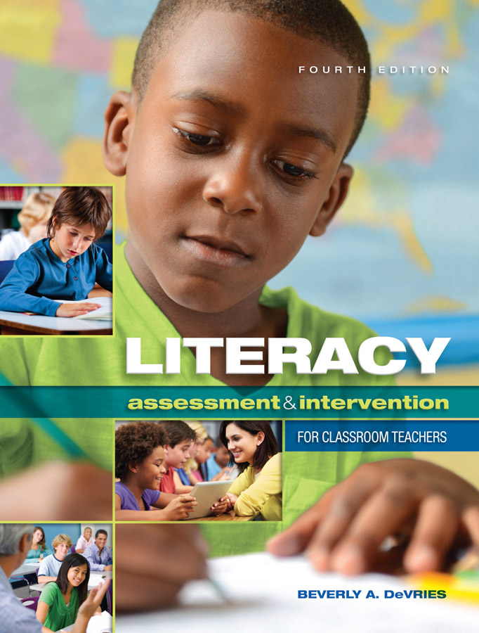 Literacy Assessment & Intervention, 4th ed