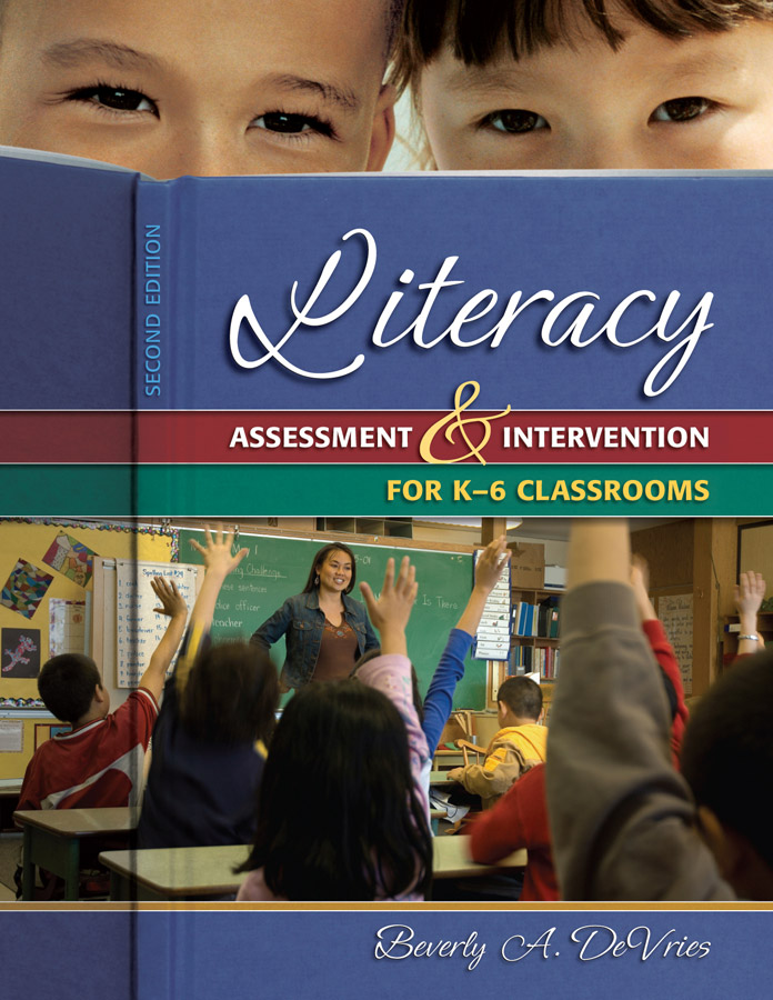 Literacy Assessment & Intervention, 2nd ed