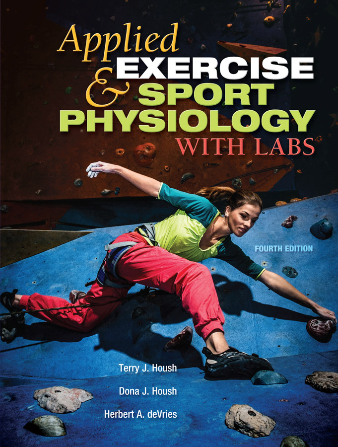 Applied Exercise & Sport Physiology, with Labs