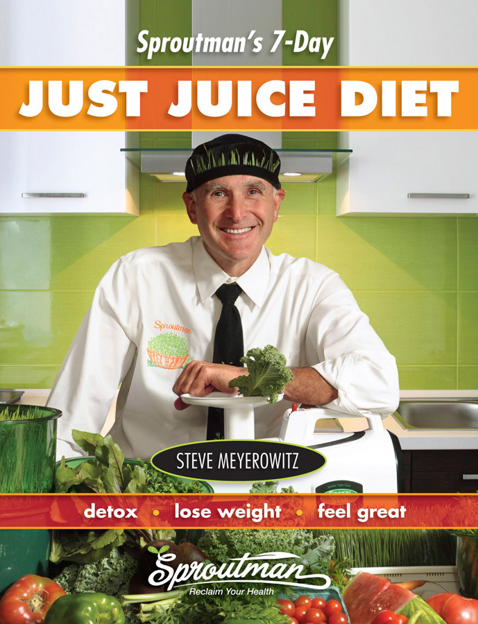 Just Juice DIet